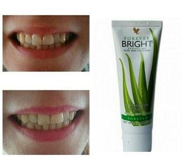 Forever Aloe Bright Tooth Gel- 135 gram