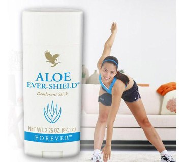 Forever Aloe Ever-Shield Unisex Deodorant Stick