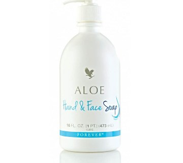 Forever Aloe Hand & Face Soap