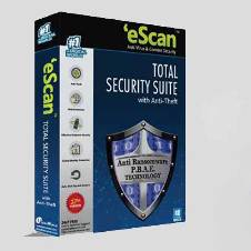 eScan Total Security 1 User 1 Year