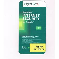 Kaspersky Internet Security Android 1 Device