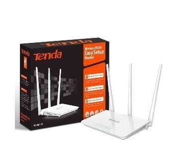 Tenda F3 300Mbps Wireless রাউটার