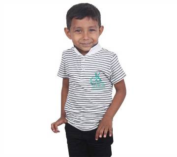 Boys stylist polo Shirt