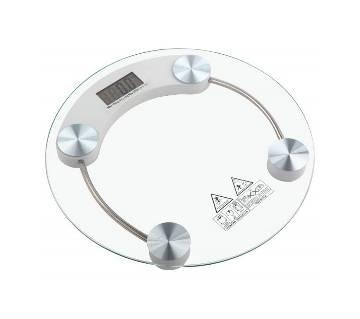 Digital Weighting Scale 150kg - Silver