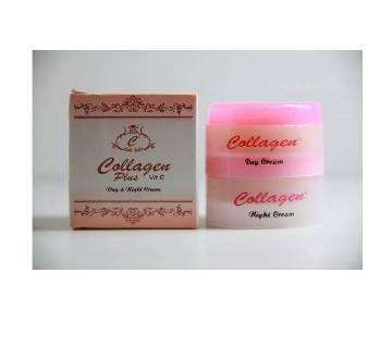 Collagen Plus Day & Night Whitening Cream