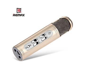 Remax K02 কারাওকে স্মার্ট মাইক্রোফোন - ১টি