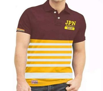 Menz Stripped polo shirt