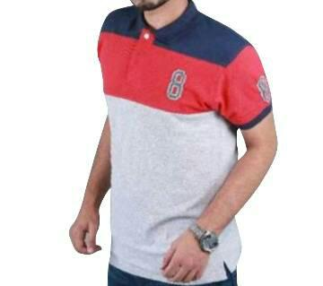 Means Malticolour  polo shirt
