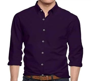 Menz Full Sleeve Casual Shirt