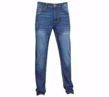 Bershka Semi Narrow Denim Jeans Pants - Copy