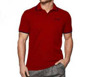 Menz Solid color polo shirt (copy)
