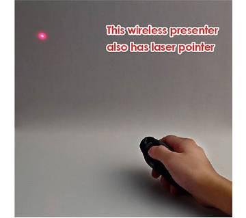 Wireless Presenter & Pointer