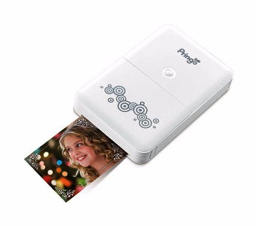 HITI Pringo P231 WiFi pocket photo printer
