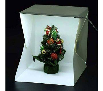 Portable photo studio box