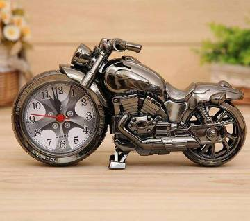 Auto Bike Alarm Clock
