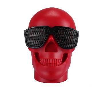 Skull Shaped Bluetooth speaker