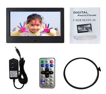 10 inch HD TFT LCD Digital Picture Photo Album Frame Music Video Player