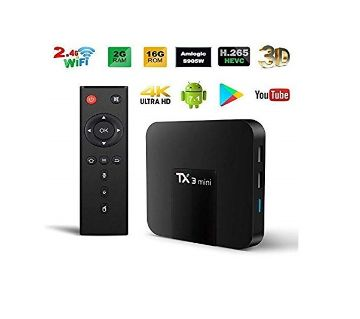 TX3 Mini Android  Tv Box