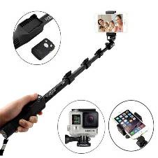 Remote Controlled Selfie Stick