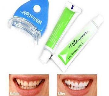 Teeth whiteing kit