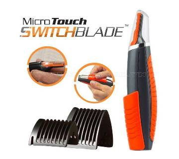 Micro Touch Switchblade  trimmer