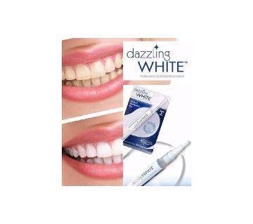 Dazzling White  teeth whitener