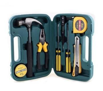 9pcs Professional Tools Box