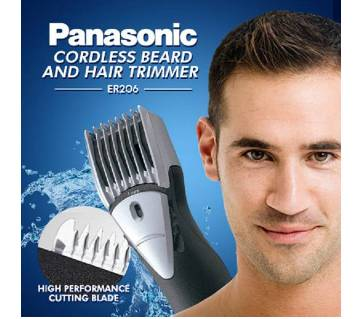 Panasonic ER206K Trimmer for Men