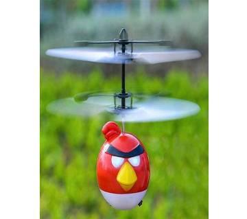 Flying  Angry Bird