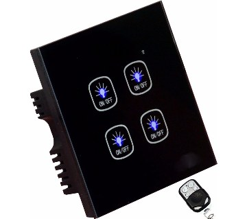 WIRELESS SMART TOUCH REMOTE SWITCH