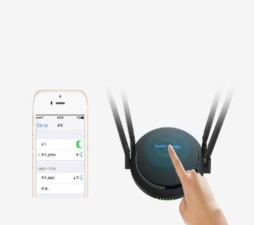 Smart Touch Dual-band Wi-Fi Router