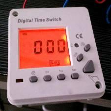 Magic Auto Digital Timer Switch