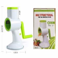 Multi functional Rotary Slicer Vegetable Cutter