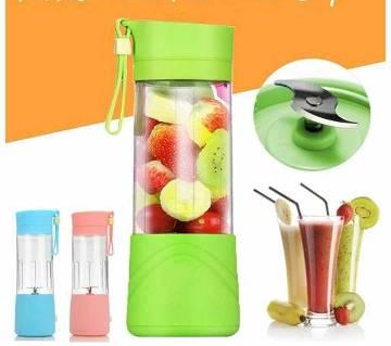 Portable USB Rechargeable Juice Maker