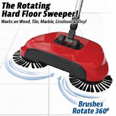 Floor Cleaning Sweeper