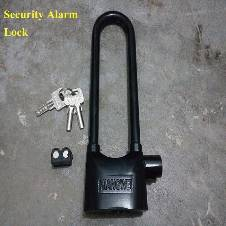 Siren Security Alarm Lock - Big Size