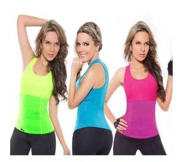 Womens Hot Shaper Slimming T-Shirt