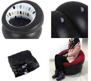 Inflatable Air Round Sofa