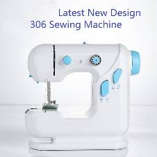 Portable Dual Speed Electric Sewing Machine
