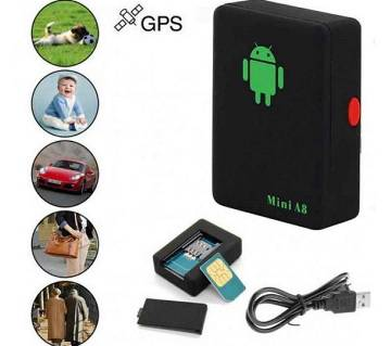 Mini A8 Sim Device With GPS Location Tracker