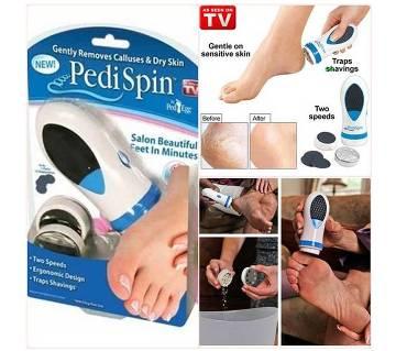 Pedi Spin Feet Callas Remover Kit