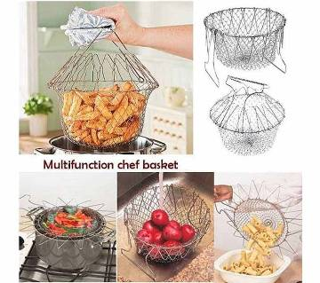 Foldable Chef Basket Straighter Net