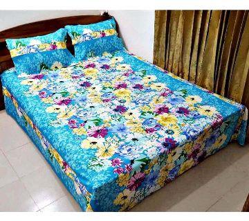 Home Tex double bed sheet set (original)