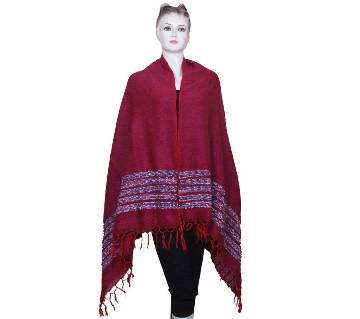 Hand Made Tribal Cotton Silk Shawl