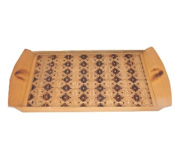 Organic Tea Serving Tray