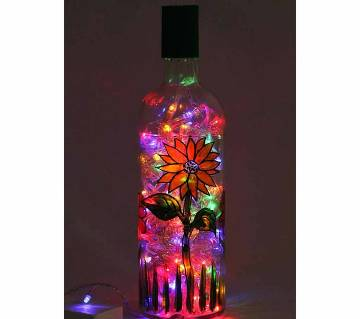 Hand painted LED Table Lampshade