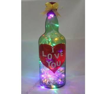 I love You LED Table Lampshade