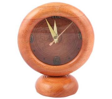Decorative Wooden Table Watch