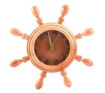 Decorative Wooden Wall Watch