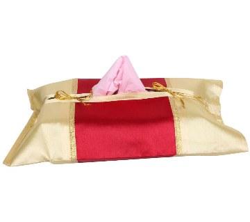 HandMade Fabric Tissue Box Cover